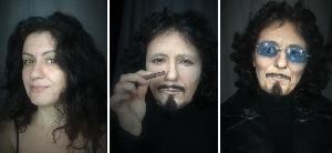 Maquiadora impressiona ao fazer 10 maquiagens incríveis