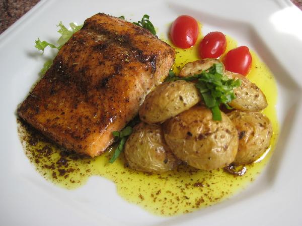 Salmon com soja é um grande aliados para mulheres que querem ter cabelos fortes.