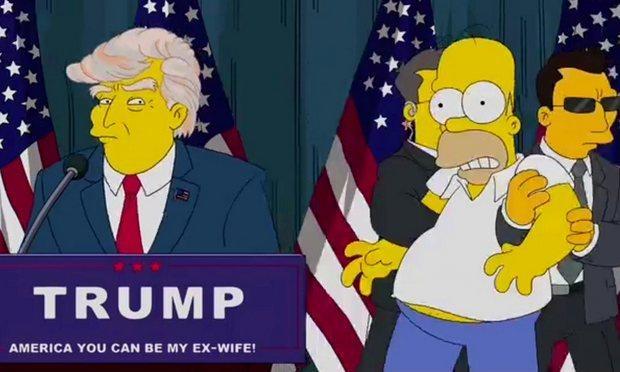 Situações que saíram de Os Simpsons para a vida real