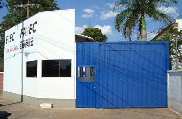 Fatec em Araçatuba (Foto: Reprodução Fatec)