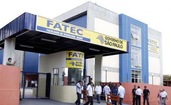 A Fatec de Bauru tem várias opções de cursos de tecnologia (Foto: Reprodução Fatec)