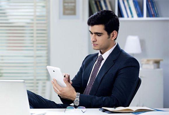 Seja um homem de negócios de sucesso fazendo o curso de Gestão Empresarial da Fatec (Foto Ilustrativa)