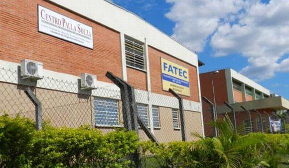 Fatec de Guaratinguetá (Foto: Reprodução Fatec)