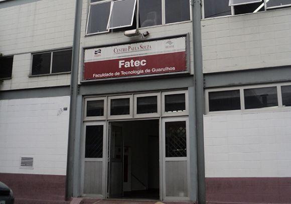 Fatec de Guarulhos (Foto: Reprodução Fatec)