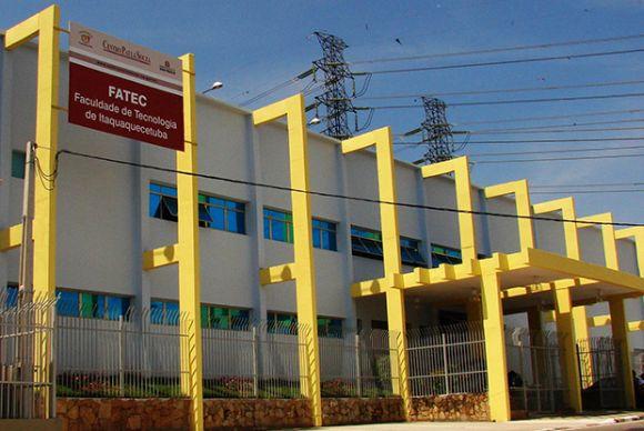 Fatec Itaqua (Foto: Reprodução Fatec)