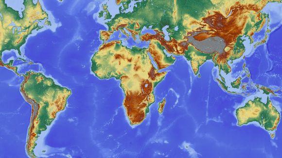 O recurso da cartografia é muito usado no curso de Geoprocessamento (Foto Ilustrativa)