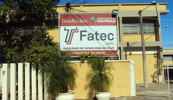 Fatec Jales (Foto: Reprodução Fatec)