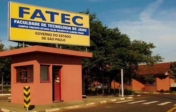 Fatec de Jaú (Foto: Reprodução Fatec)