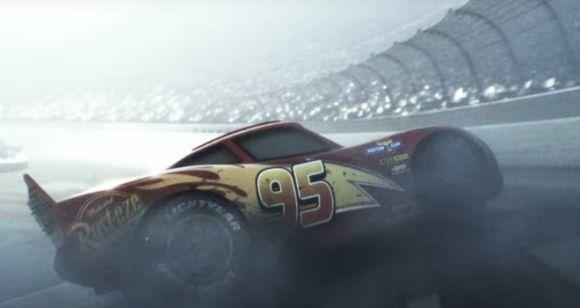 Relâmpago McQueen viverá novas e perigosas aventuras (Foto: Reprodução Pixar)