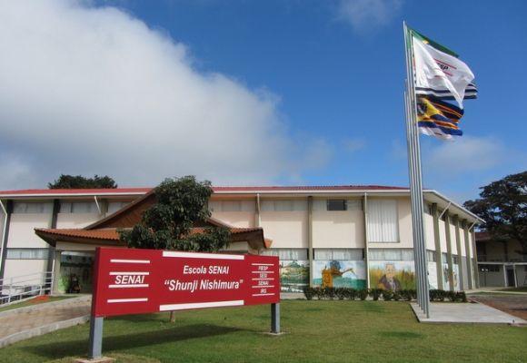 Os cursos grátis do Senai estão distribuídos por dezenas de cidades paulistas (Foto: Reprodução Senai SP)