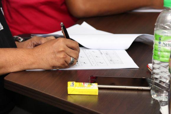 As provas do Senai acontecem em dezembro e as da Fatec em janeiro (Foto Ilustrativa)
