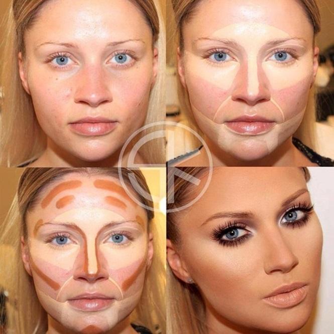 Maquiagem para cobrir espinhas e marcas na pele (Foto: Divulgação)