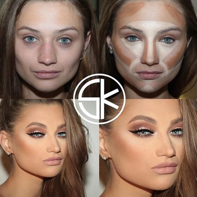 Maquiagem pra evidenciar sua beleza (Foto: Divulgação)