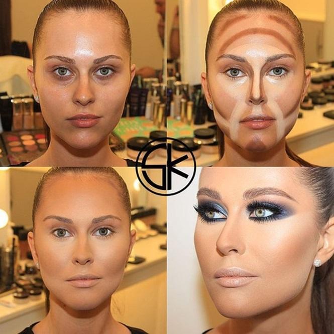 10 maquiagens que provam que não existe pessoa feia 11