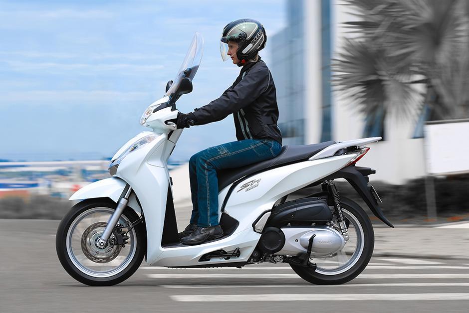 Lançamentos Motos Honda 2018