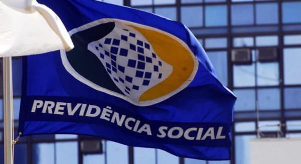 bandeira da previdencia social