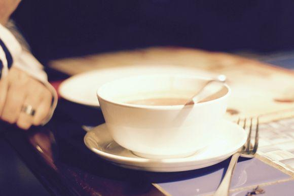 A sopa de inhame é nutritiva e saborosa (Foto Ilustrativa)