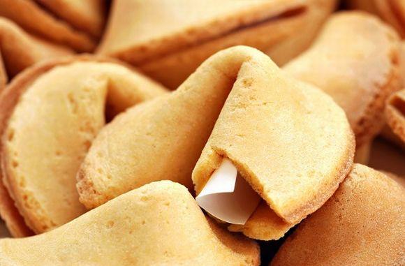 Seus convidados certamente vão adorar os biscoitos com mensagens (Foto Ilustrativa)