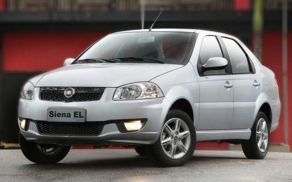Fiat Linea EL (Foto: Reprodução Fiat)