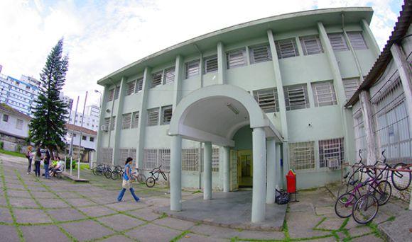 Fatec Santos (Foto: Reprodução Centro Paula Souza)