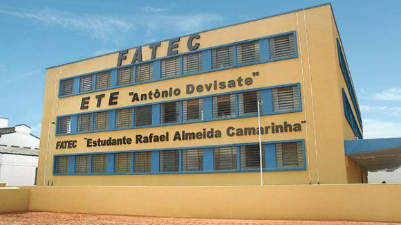 Fatec de Marília (Foto: Reprodução Fatec)