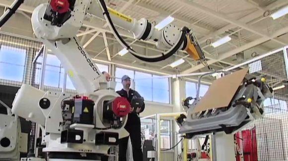 O curso de Mecatrônica Industrial é ótimo para quem procura emprego nas indústrias da região (Foto Ilustrativa)