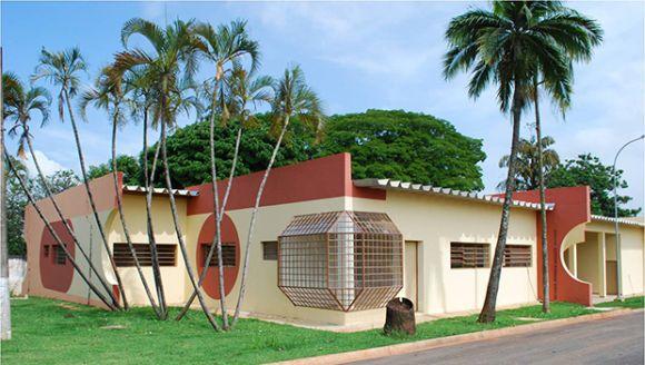 Fatec de Mogi Mirim (Foto: Reprodução Centro Paula Souza)