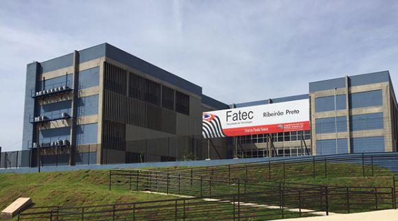 Fatec de Ribeirão Preto (Foto: Reprodução Centro Paula Souza)