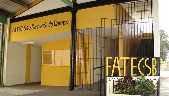 Fatec São Bernardo(Foto: Reprodução Centro Paula Souza)