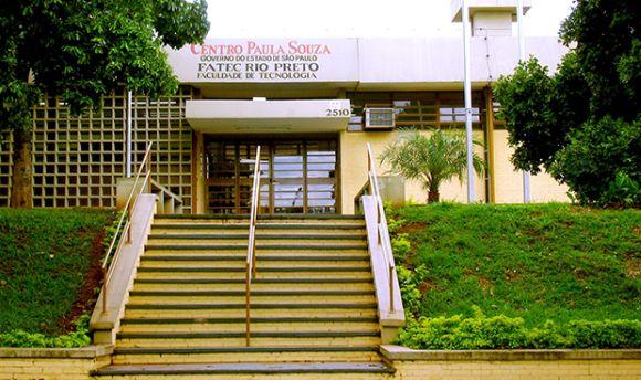 Fatec de Rio Preto (Foto: Reprodução Centro Paula Souza)