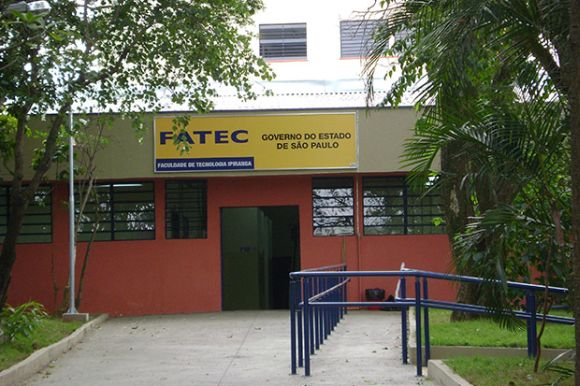 Fatec Ipiranga em SP (Foto: Reprodução Centro Paula Souza)