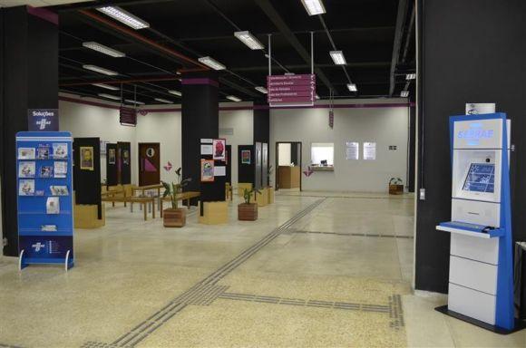 A Escola de Negócios Sebrae tem instalações modernas e confortáveis (Foto: Reprodução Fatec Sebrae)