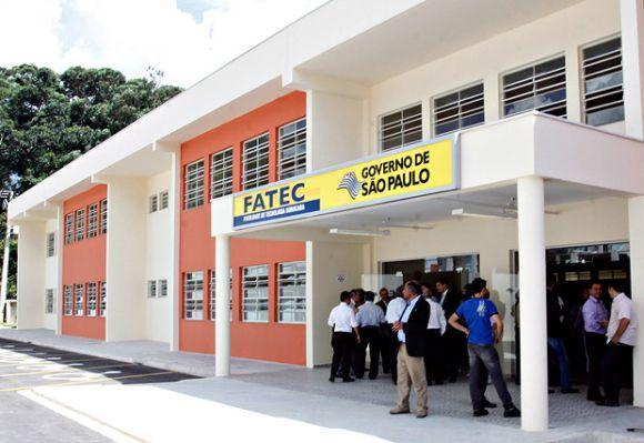 Fatec de Sorocaba (Foto: Reprodução Centro Paula Souza)