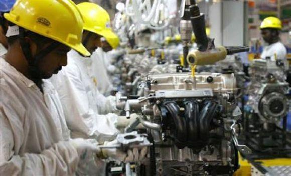 Curso de Produção Industrial (Foto Ilustrativa)