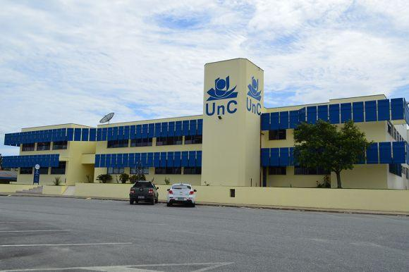 O Campus Mafra é uma das unidades com vagas para aprendiz (Foto: Reprodução Universidade do Contestado)