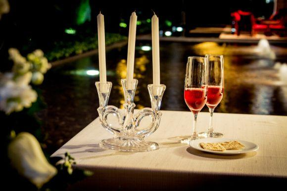 Que tal comemorar o ano novo em um jantar cheio de romantismo? (Foto Ilustrativa)