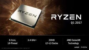 Processadores AMD 2017: modelos, preços, lançamentos