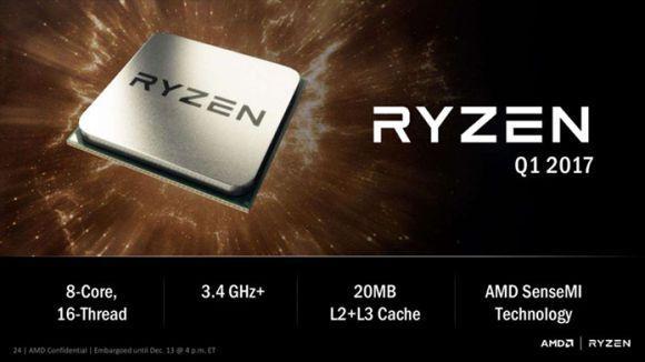 O lançamento do AMD Ryzen deve acontecer em janeiro (Foto: Divulgação AMD)