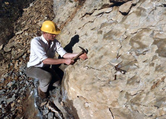 Alunos do curso de Geologia podem se candidatar ao estágio de férias (Foto Ilustrativa)