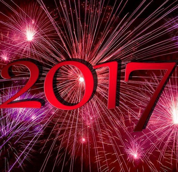 Simpatias para a virada do ano 2017