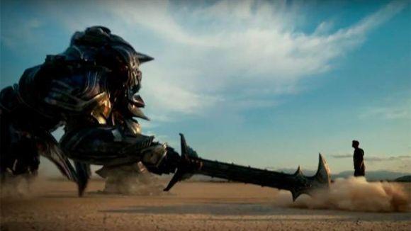 As primeiras imagens de Transformers 5 já foram divulgadas (Foto: Reprodução Paramount Pictures)