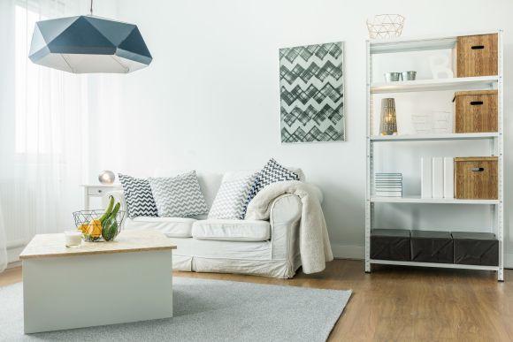 5 segredos para o apartamento pequeno parecer maior