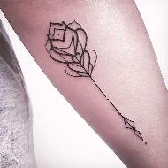 Tatuagens Femininas 225 modelos LINDOS para inspirar 100