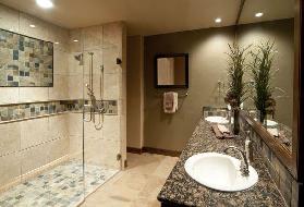 Banheiros modernos 2017: 20 ideias para você usar