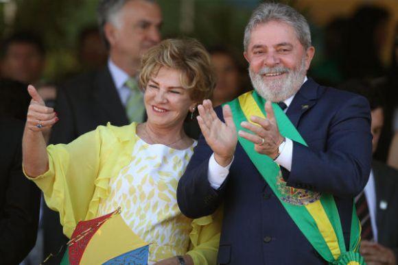 Morre Marisa Letícia esposa do ex-presidente Lula