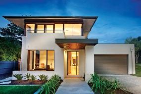 25 Plantas de casas modernas com projeto 3D lindos!