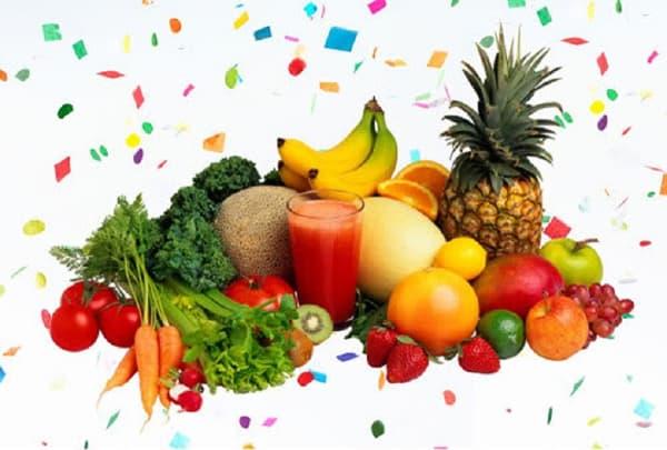 Dicas de Alimentação para o Carnaval sucos