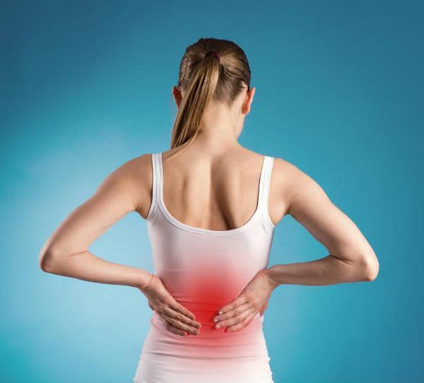 Dor no Cóccix - Sintomas, tratamento