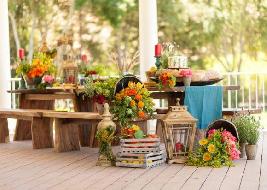 Decoração Sustentável: fotos e dicas para decorar