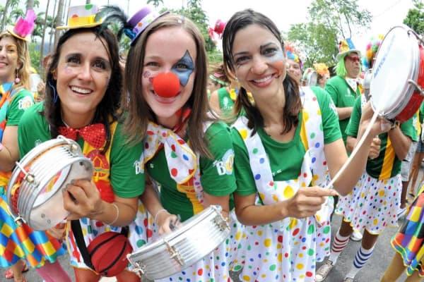 fantasias de carnaval baratas palhaço